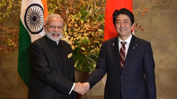 社评:日本拉印度遏华没那么容易