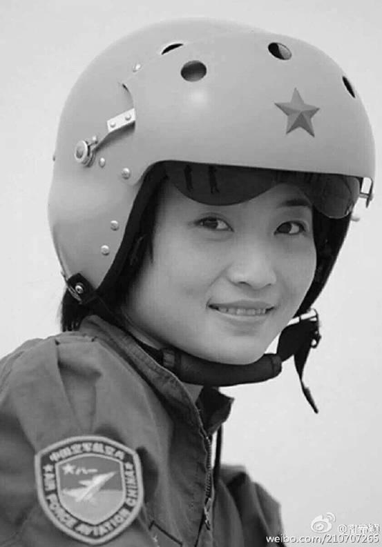 痛心!中国首批歼十战机女飞行员余旭牺牲