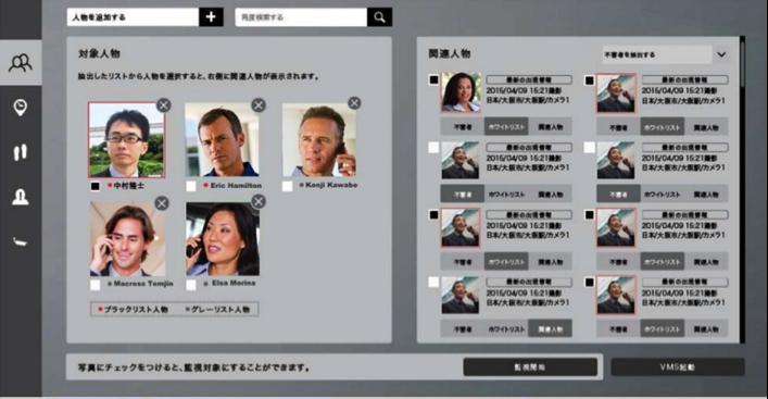 NEC发售可快速精准检索监控录像中特定人物的AI软件