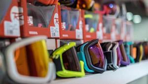"""滑雪时如何预防""""雪盲症""""?"""