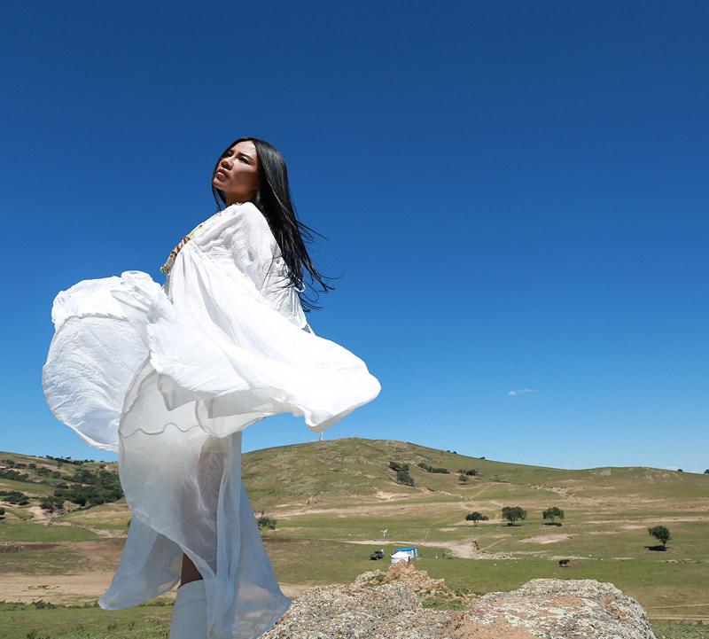 吉雅——天籁的歌声也可以很嗨很现代