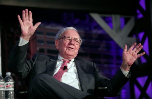巴菲特斥资近90亿买航空股 股价齐扬