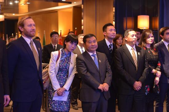 西南地区外交官联谊会在蓉举办