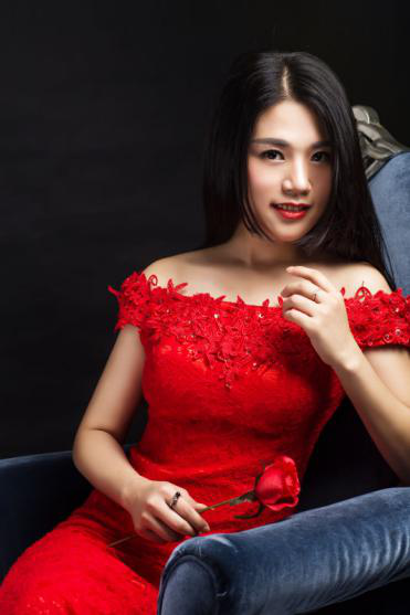 微商大咖刘思敏:棒女郎让我实现自我成为女强人