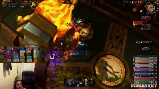 用生命在输出:魔兽玩家7.8级地震中淡定守局