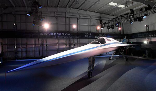 美公司打造最高性价比超音速飞机 将2017年试飞