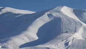 这个冬天到阿勒泰去滑雪