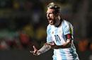 世预赛-梅西个人秀!献2传1射 阿根廷3-0升至第5