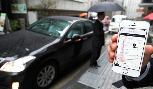 優步看準日本農村老年乘客 提供呼叫拼車服務
