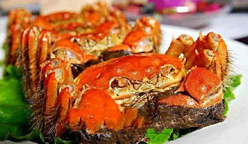 赵圈河镇美食之中华绒螯蟹