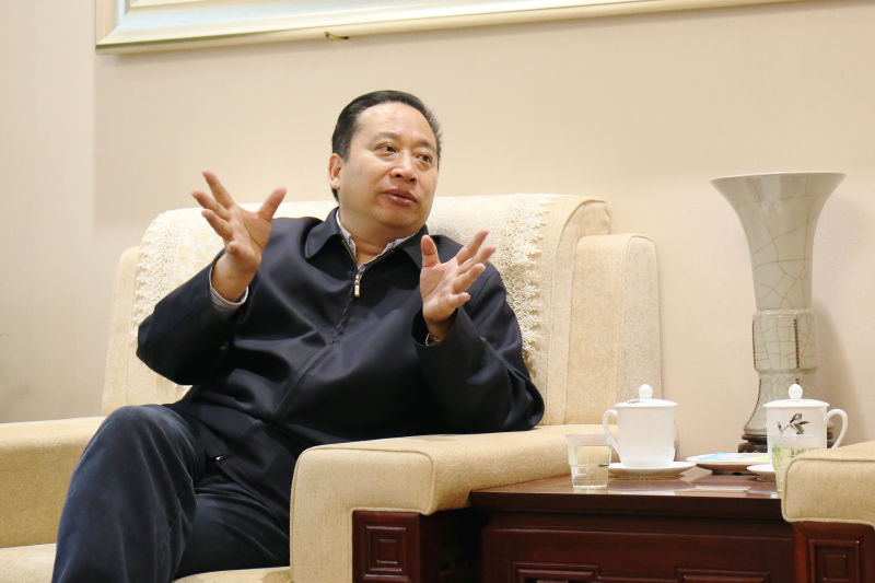 """杨建国:如何让""""文化+""""变为生产力?可从古城开封说起"""