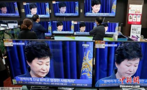 韩检方施加压力 朴槿惠代理律师称其下周可受查