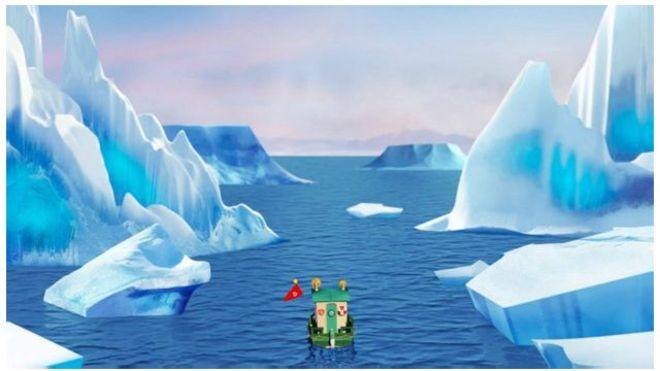 玩游戏可以治病!《航海英雄》视频游戏有助专家研究痴呆症