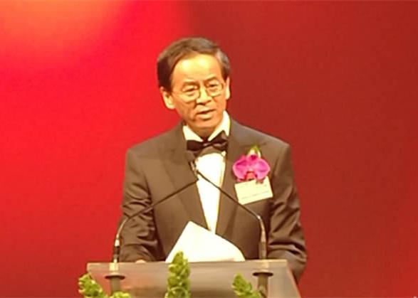 澳大利亚中国总商会成立十周年