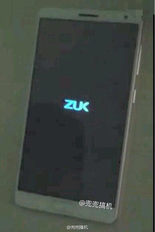 比小米MIX怎样?联想ZUK_Edge真机清晰照曝光
