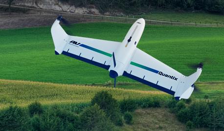 美科技公司推工业无人机Quantix:可预设飞行轨迹