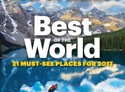 21个明年必去的旅游目的地,中国唯一入选的地方是?