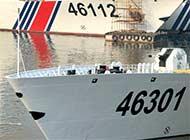 船厂新船多为海警输入新鲜血液