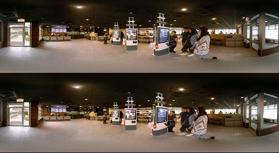 麦当劳虚拟现实视频服务带你体验全新高科技餐厅之旅