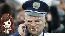 【萝莉说趣事】笑尿啦!警察叔叔的幽默瞬间