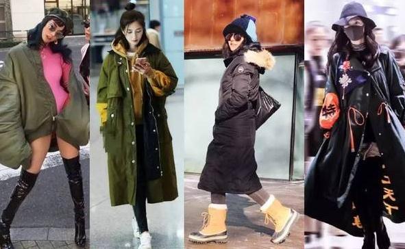 寒冬突袭,带你看看明星们穿什么大衣来显瘦