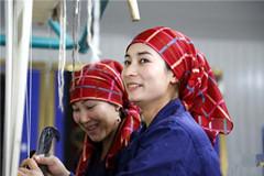 新疆发展商会:六大产业项目助力和田脱贫