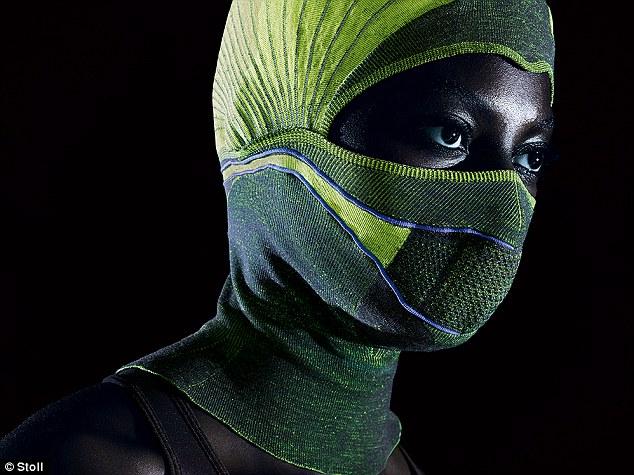 御寒神器:德企研发智能帽可加热口鼻周边空气