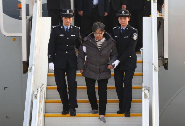 社评:中国劝返逃犯美国咋还不能容忍呢?