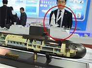 巴防务展中国新型科幻战舰曝光
