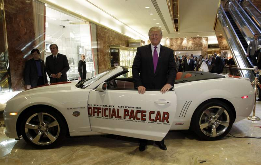 美国史上最富总统特朗普私家收藏豪车揭秘 - yuhongbo555888 - yuhongbo555888的博客