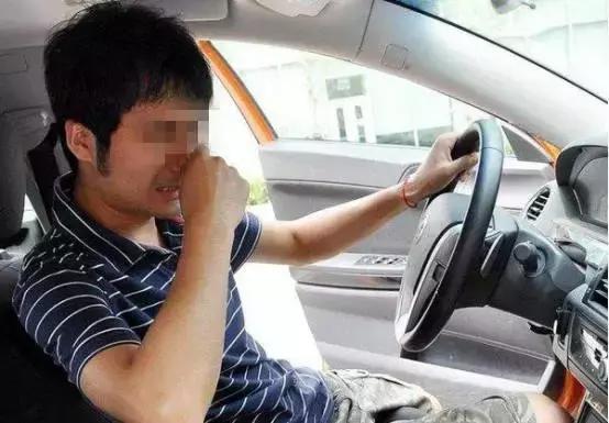 开车时闻到这些异味 放任不管恐酿大祸