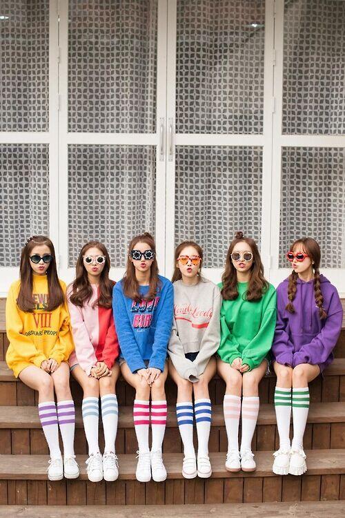 韩女团April引进新成员 明年1月出新辑