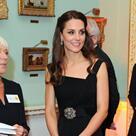 凯特王妃又双叒叕找女王借珠宝!大写的奢华皇室范