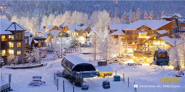 加拿大BC省滑雪度假村屡获殊荣迎来2016-17全新雪季