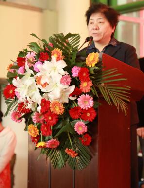 第30届中国墙体屋面节能材料设备暨配套产品博览会开幕典礼在郑州国际会展中心举行