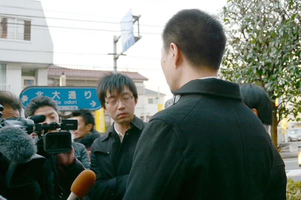 两名中国人在日被误捕 东京警视厅发布声明道歉