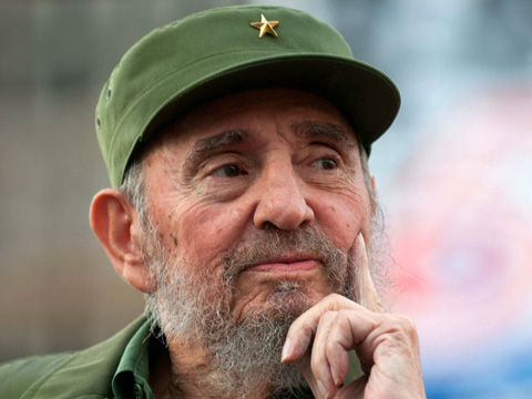 古巴革命领袖菲德尔卡斯特罗去世 享年90岁
