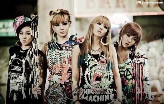 韩女团2NE1正式宣布解散!朴春不续约成员单飞