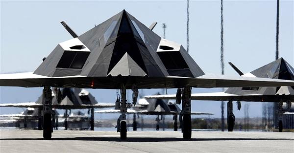 揭秘美国空军隐形计划18个鲜为人知的秘密:真酷