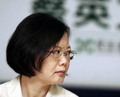 社评:蔡英文拿什么把台湾重
