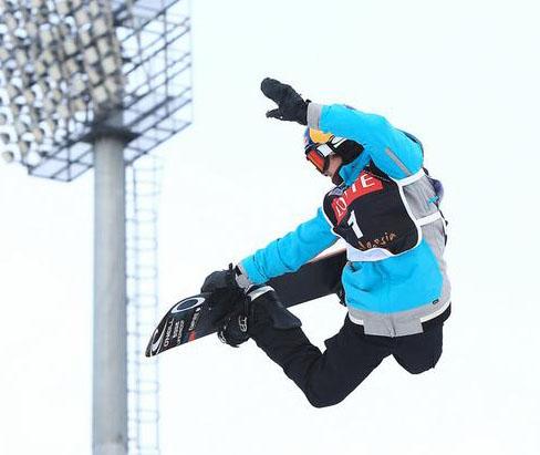 高手云集!单板滑雪世界杯(大跳台)平昌落幕