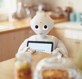 东京地铁站试安装机器人Pepper 可提供多语种向导