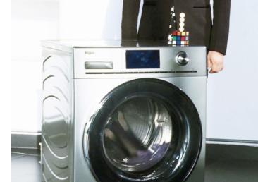 重庆医大博士:海尔洗衣机上立硬币引发的思考