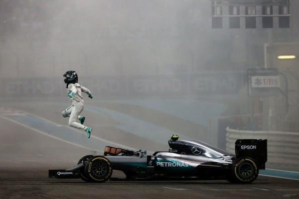 F1 2016落幕 这项高科技运动将会何去何从