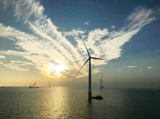 中广核福建平潭30万千瓦海上风电项目获核准