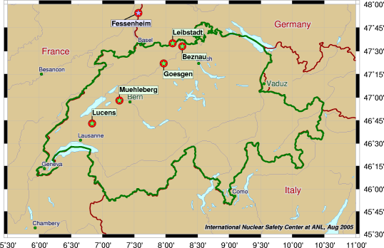 瑞士公投否决提前淘汰核电提议