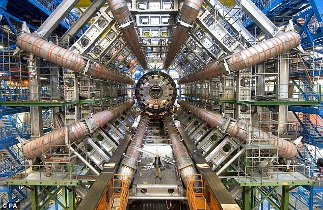 揭秘机器人TIM如何在欧洲大型强子对撞机隧道工作