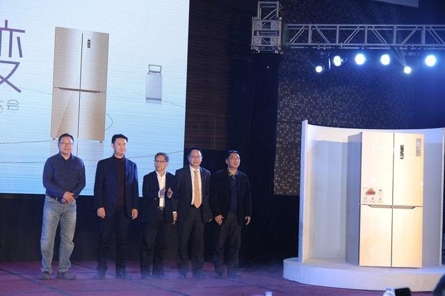 创维发布i-GEEK变频冰箱 助推电器产业升级