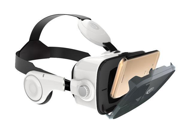 金立推出VR眼镜盒子 搭配自家智能机效果最佳