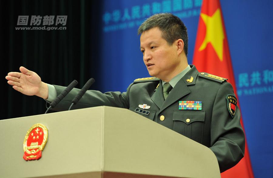 国防部:反对以朝导威胁为借口损害安全稳定